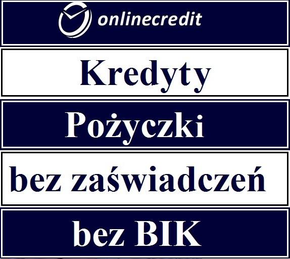 Pożyczka On-line Dla Każdego! 5000 Na Dowód, 50 000 Na Oświadczenie. Bez Bik