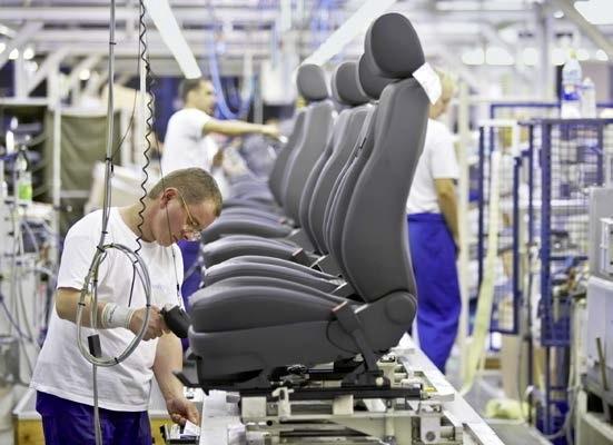 Приглашаем на работу на завод по выпуску автомобильных кресел