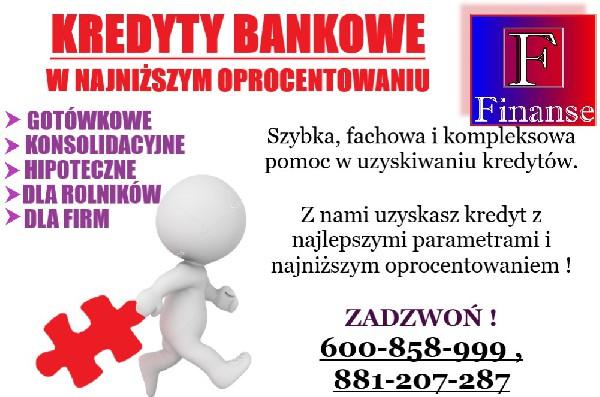 Kredyty Bankowe Z Najniższym Rrso !