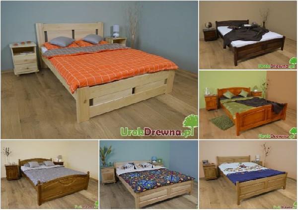 Producent łóżek Drewnianych, łóżko Do Sypialni